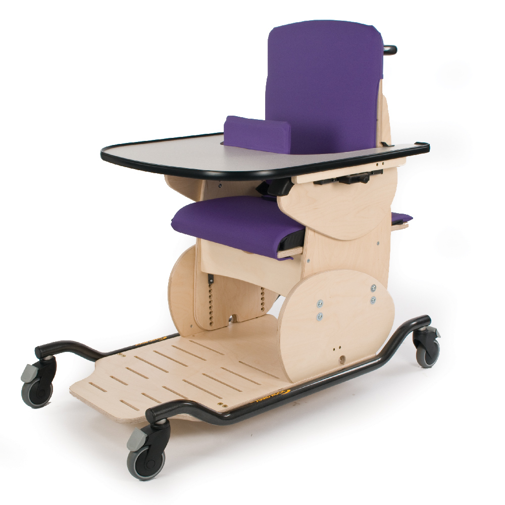 Hardrock Chair For Children Who Are Prone To Rock