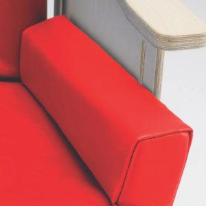 wedge cushions