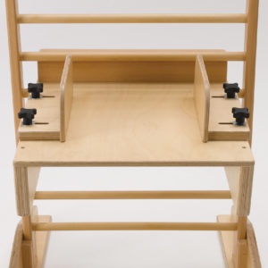 adjustable platform supports (pair)