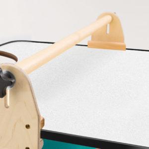 tray grab rail full width