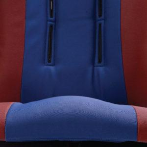 center seat contour wedge