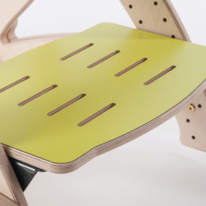 slotted footboard