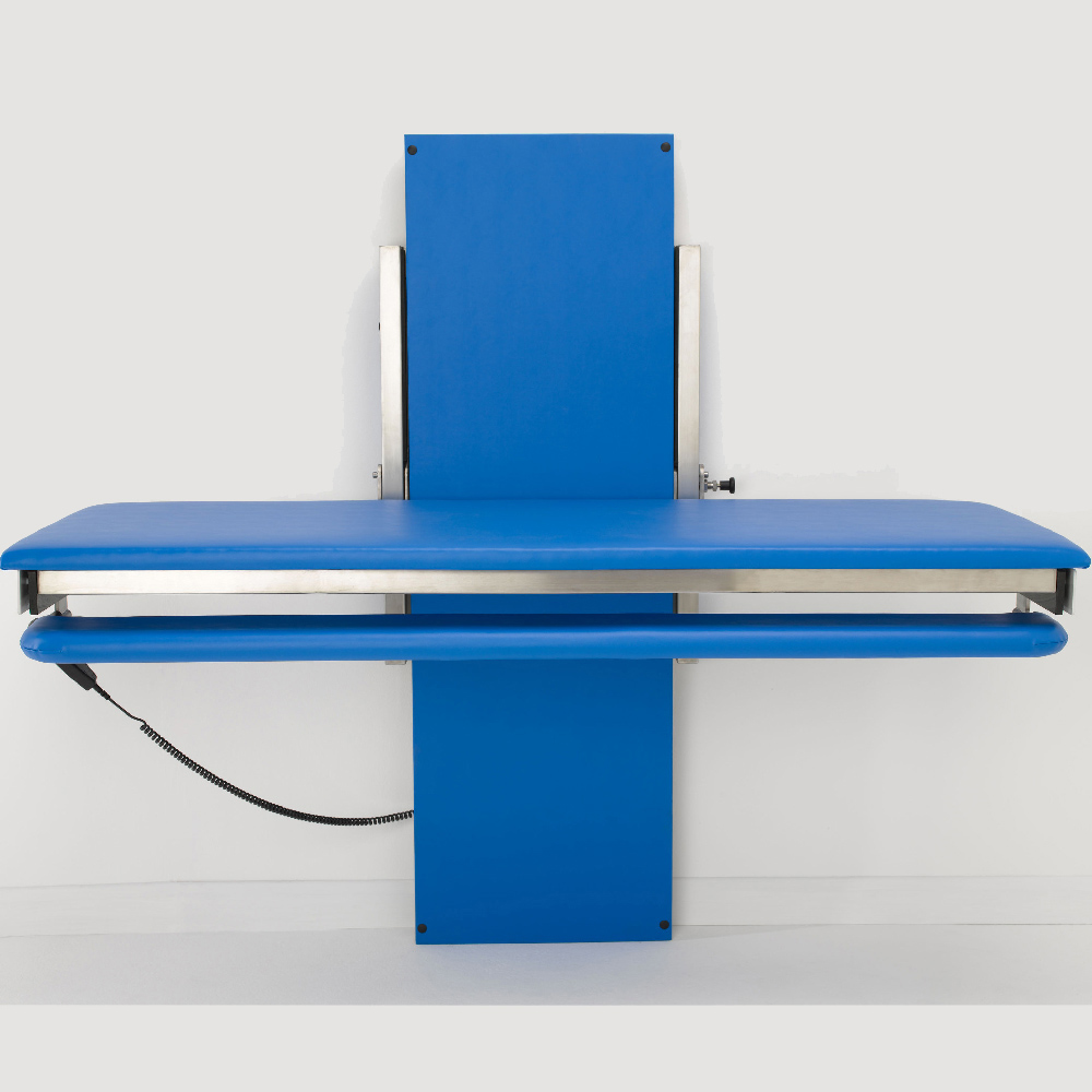 Hi Riser Wall Mounted Electric Changing Bench From Smirthwaite