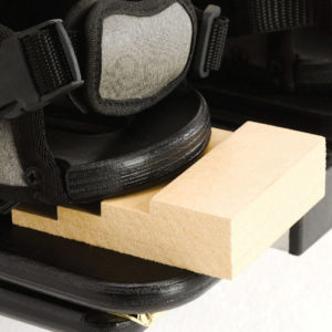 sandal step wedge