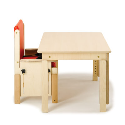 connect rectangular table