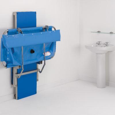 hi-riser shower stretcher