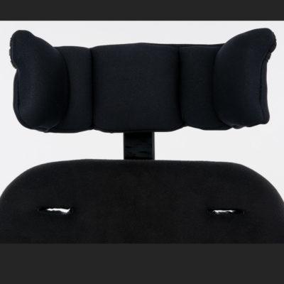 multi-grip headrest