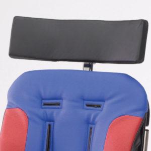 samba style headrest