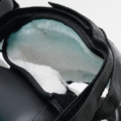 sheepskin liners for knee cups