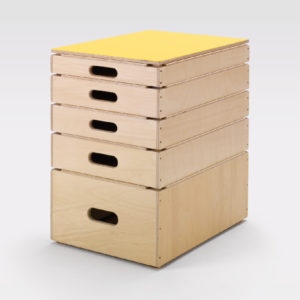 stackable assessment stools