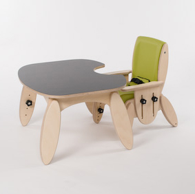 juni adjustable & foldable table