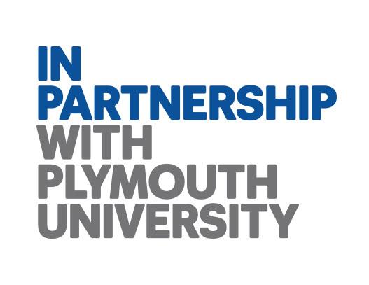 Plymouth partnership logo - University Partnerships