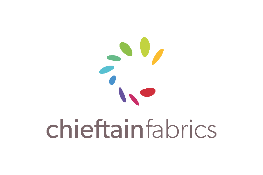 Proud to be working with Chieftain Fabrics