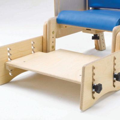 adjustable footrest