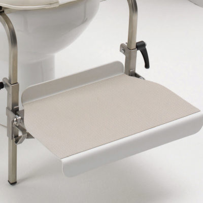 stainless steel footrest