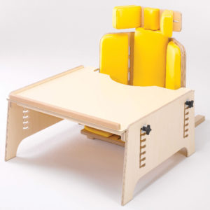 corner chair tray table