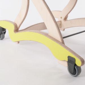 zoomi+ high chair